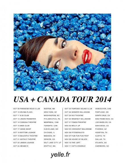 Stream Yelle's Album for Free & Watch New Video Here