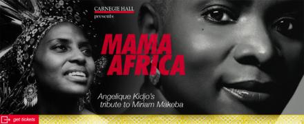 Live in New York: Angélique Kidjo (Special Guests: Ezra Koenig, Whoopi Goldberg, + others)