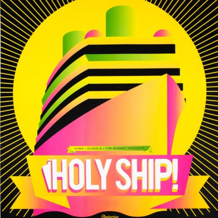 Holy Ship Returns in January and February. Here are the French Acts