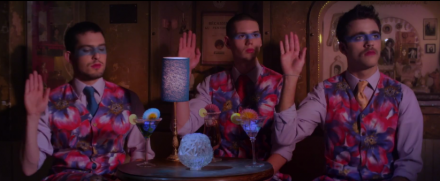 """""""The Most Ludicrously Decadent Video We've Seen All Year"""""""
