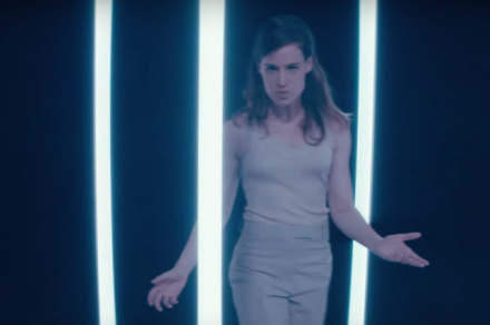 New Self-Directed Video from Christine and the Queens