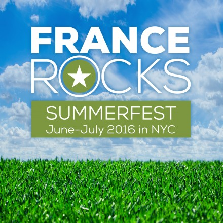 Upcoming France Rocks Summerfest Shows
