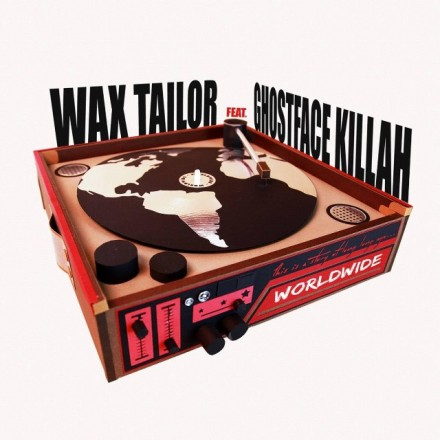 Wax Tailor Debuts New Track with Ghostface Killah on Stereogum