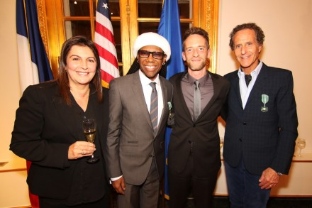 Nile Rodgers and Daniel Glass Awarded Order of Arts and Letters by French Government