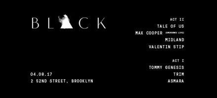 MATTE Projects Presents BLACK NY 2017