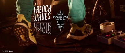 French Waves at Le Bain, Film Society & Anthology Archives