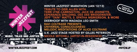 Winter Jazz Festival 2018 – From January 10th to 17th