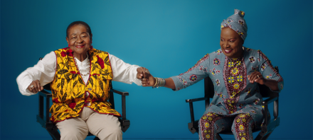 "New video: Calypso Rose – ""Wah Fu Dance!"" featuring Angelique Kidjo"