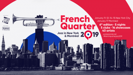 French Quarter – January 11th-16, New York