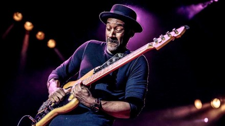 Marcus Miller – Performing last weekend at Lincoln Center