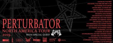 Perturbator – On tour in North America !