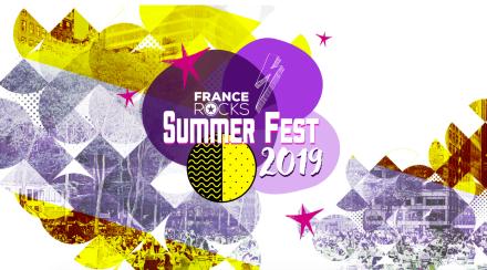 France Rocks Summer Fest 2019