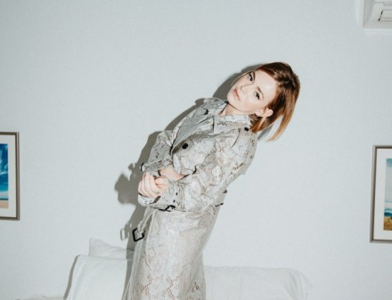 Uffie at Elsewhere in New York