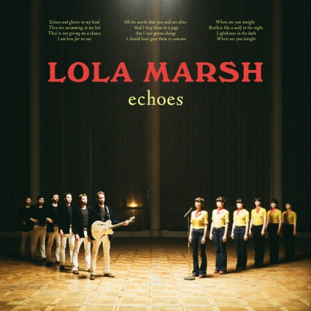 Lola Marsh – New single and video 'Echoes' out