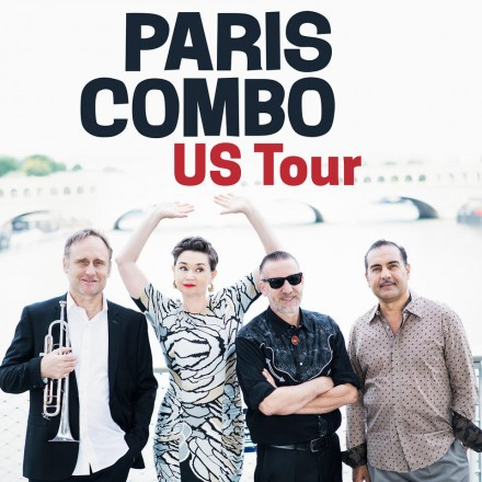 Paris Combo on Tour in March