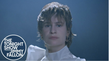 CHRISTINE AND THE QUEENS'I DISAPPEAR IN YOUR ARMS'