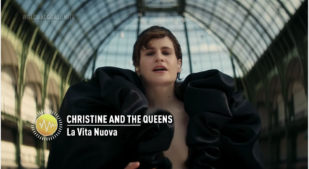 CHRISTINE AND THE QUEENS 'LA VITA NUOVA'