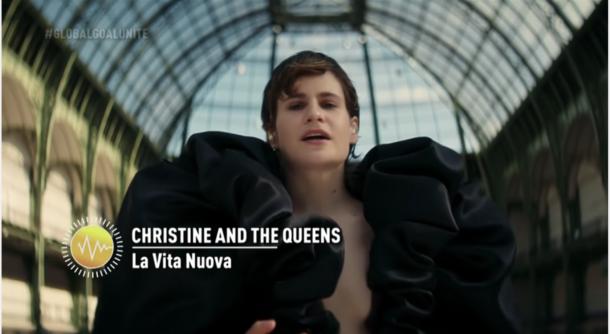 CHRISTINE AND THE QUEENS 'LA VITA NUOVA'