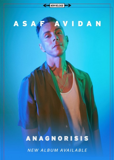 New Video: Asaf  Avidan –  'Anagnorisis'