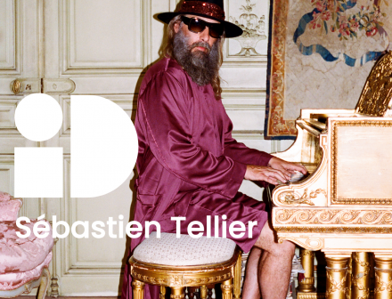 """New Single """"Birthday Boy"""" by Sébastien Tellier OUT TODAY"""