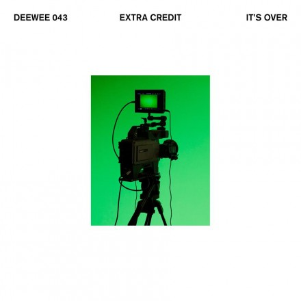 """EXTRA CREDIT """"IT'S OVER""""  NEW EP OUT NOW"""