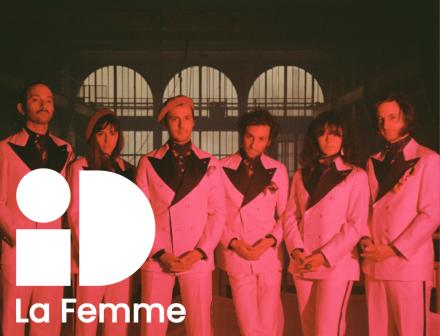 """La Femme New Single """"Le Sang de Mon Prochain"""" Out March 17th!"""