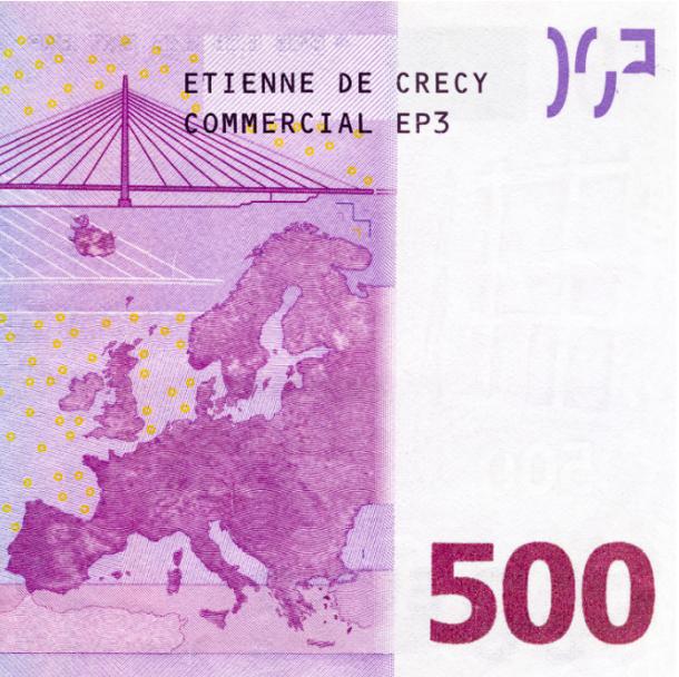 """Etienne de Crécy New Release: """"Commercial EP 3"""" Out April 16th!"""