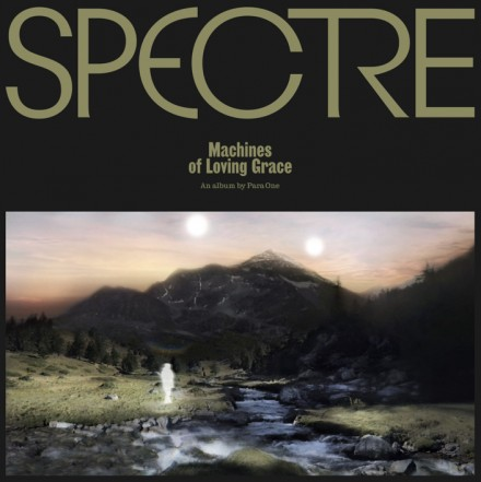 """Para One Releases His New Album """"SPECTRE: MACHINES OF LOVING GRACE."""""""