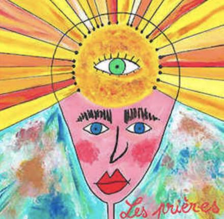 "NEW ALBUM FROM BARBARA PRAVI: ""Les Prières"""