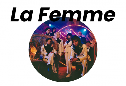 """New Music Video: """"Foreigner"""" By La Femme"""