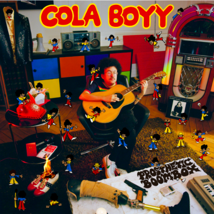 """New Album From Cola Boyy, """"Prosthetic Boombox"""" Out Now"""