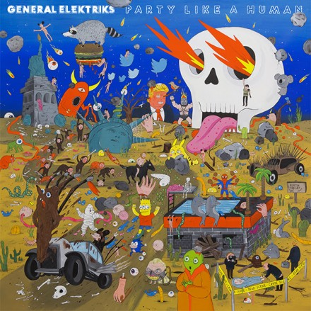 New Release: General Elektriks – Party Like A Human